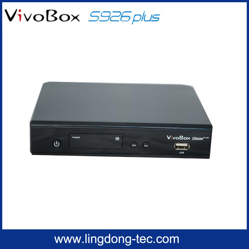 free for Nagra3 <strong>hd</strong> <strong>satellite</strong> receptor VivoBox S926 plus twin <strong>tuner</strong> with free IKS&SKS in stock for south america