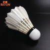 Durable Fast Speed Natural Goose Feather OEM Professional Training fleet badminton