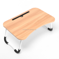 Portable Folding Laptop Table Stand Lap Sofa Bed Tray Computer Notebook Desk