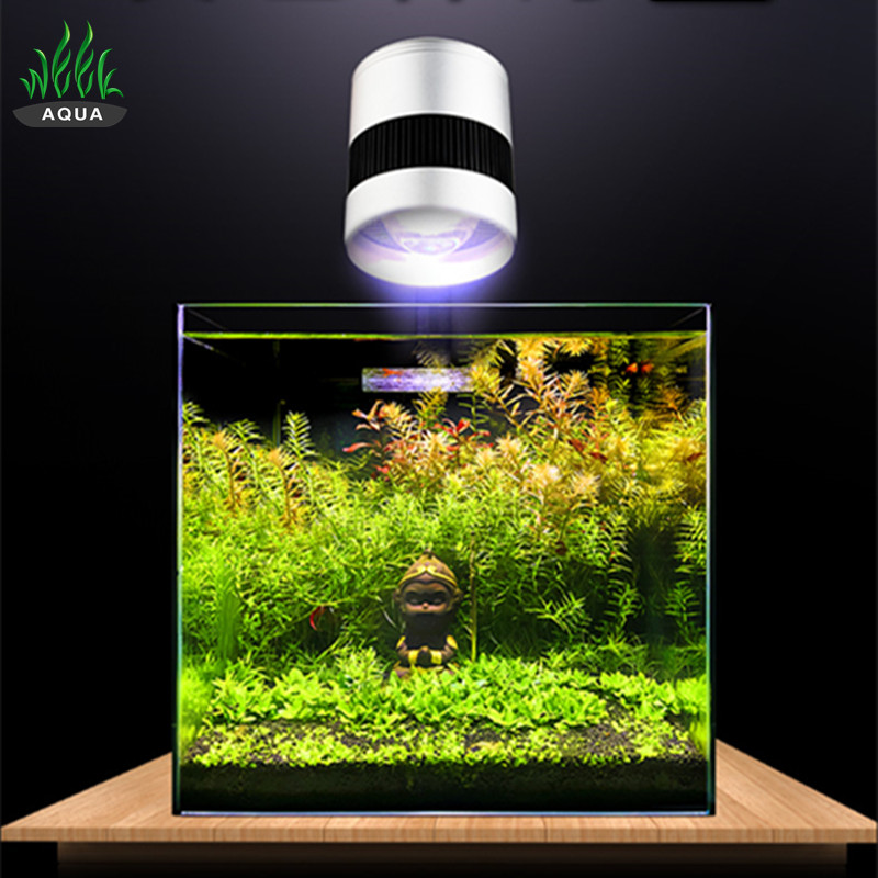 Best sell Dimmable Control Fish Tank led aquarium light with timer 30w fish tank light bulb