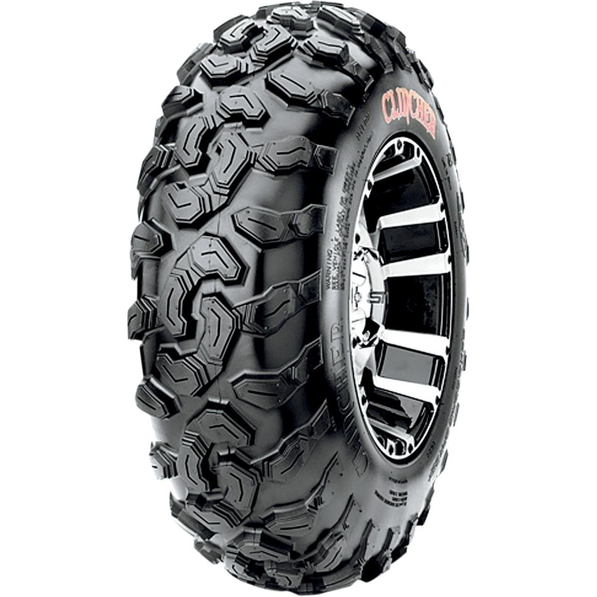Maxxis Cheng Shin CU03 Clincher Tire - Front - 27x9Rx14 , Position: Front, Rim Size: 14, Tire Application: All-Terrain, Tire Size: 27x9x14, Tire Type: ATV/UTV, Tire Construction: Radial, Tire Ply: 6 TM007232G0