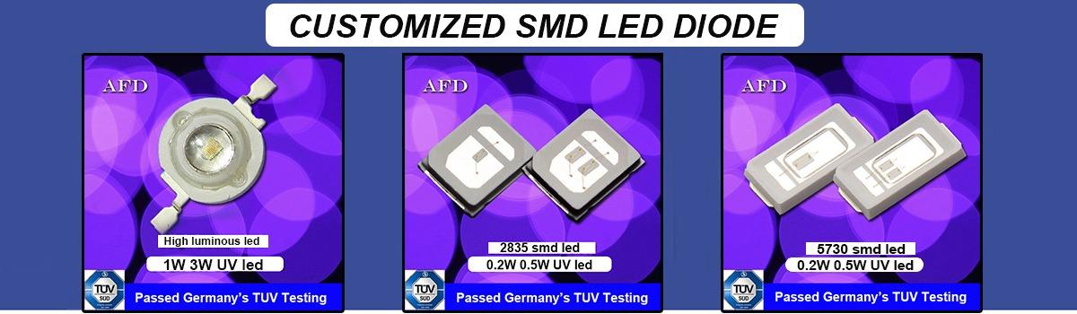 Kualitas Tinggi 3 V 6 V 9 V 18 V 0.2 W 0.5 W 1 W 2 W 3 W 5 W SMD 5730 5050 3030 2835 3535 LED Chip untuk Grosir