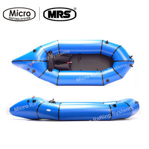 [MRS]Micro Rafting System ponto rowing boat inflatable fishing boat inflatable packraft kayak fishing