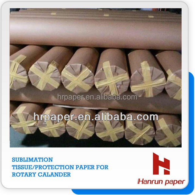 Rotary heat transfer machine ,Heat Press Machine Uesd Sublimation Tissue/Protection <strong>paper</strong> for Rotary calandar for heat transfer