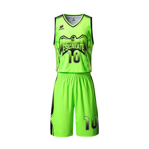 fd8c8ca48cb Sublimated Basketball Jersey Uniform Design Green Wholesale