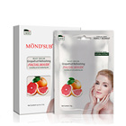 Grapefruit Refreshing Mask Beauty and personal care fruit mask skin care face