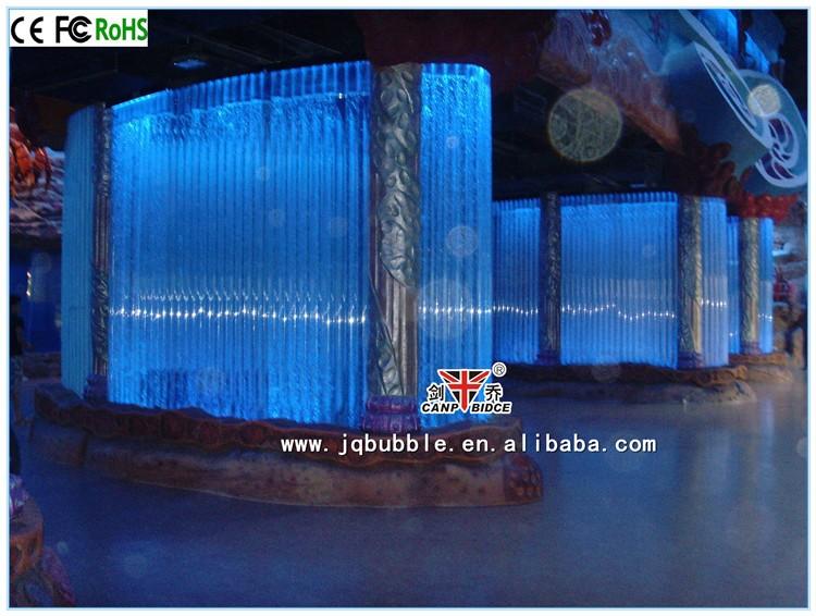 Amusement Park Design Water Bubble Feature Indoor Aquarium Water ...