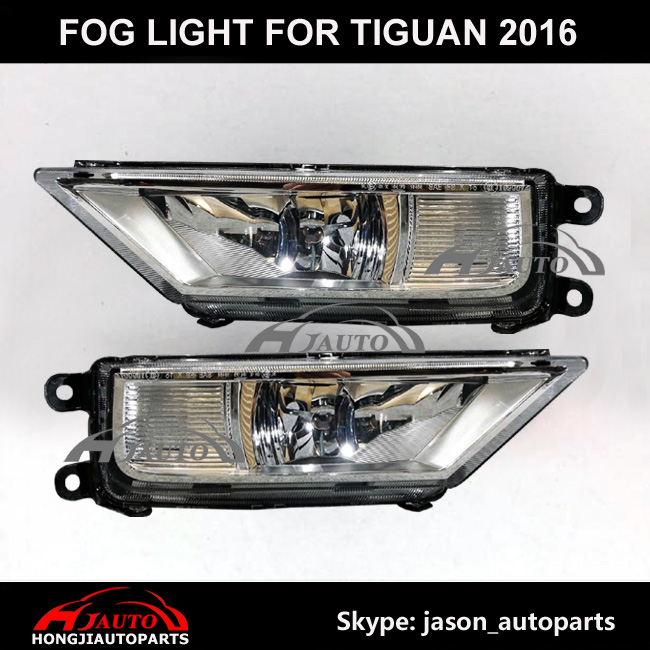 Newest VW Tiguan L Fog Lights Lamps 5NA941699A / 5NA941700A 2016 2017 2018