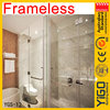 curved glass shower enclosures / glass block shower enclosure / shower units with seats