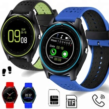 Get $2000 coupon Cheap touch screen sport smart watch phone with big battery big speaker mobile phone