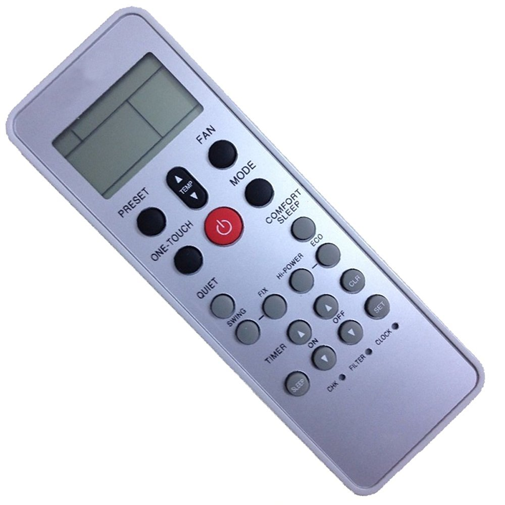 Generic Replacement Air Conditioner Remote Control for Toshiba Air Conditioner Remote Control Wc-l03se ...