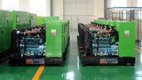 10kw 12.5kva small natural gas electric generator