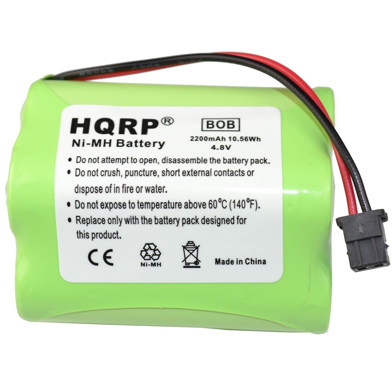 Get Quotations · HQRP 2200mAh Battery for Uniden BEARCAT BC245 BC245XLT  UBC245XLT BC250 BC250D BC296 BC296D Scanner plus HQRP