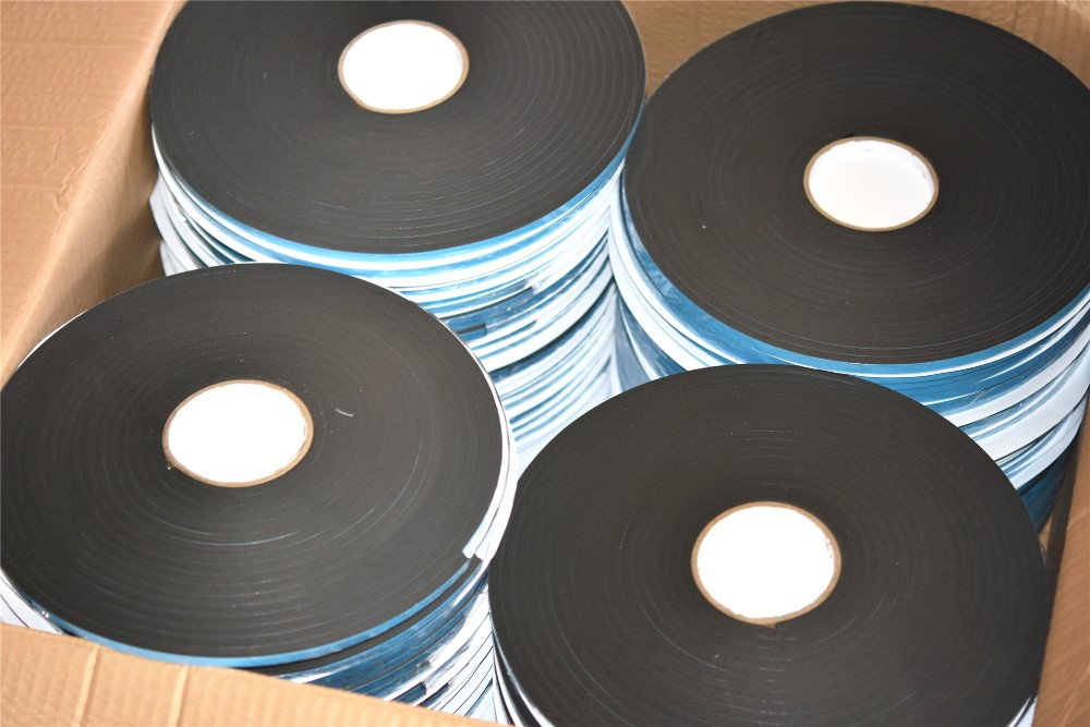 hard Saint Gobain foam tape for glass