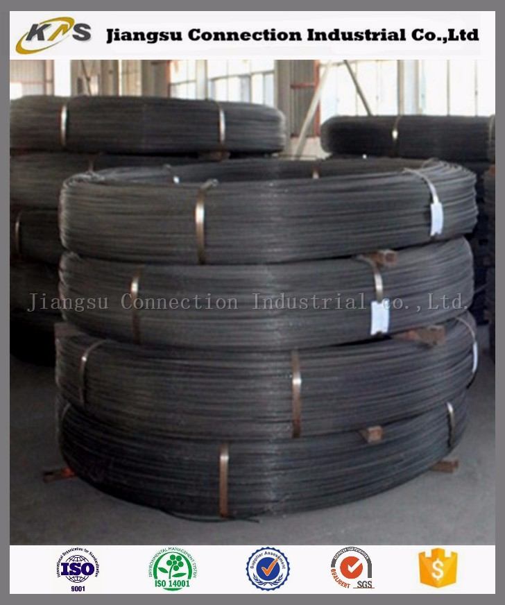 Post tensioning epoxy coated 1570mpa pc steel wire for slope protection