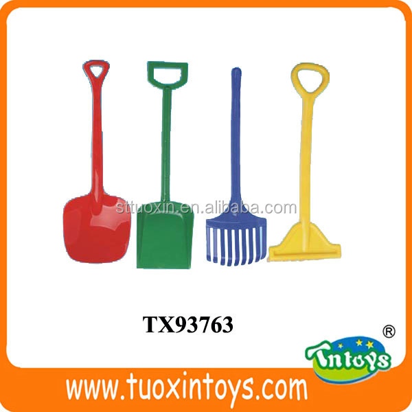 outdoor shovel, plastic shovel spoon handle