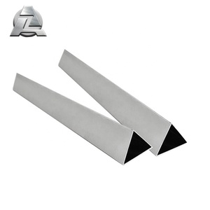 7075 t6 aluminium alloy triangular pipe tube 6mm profile