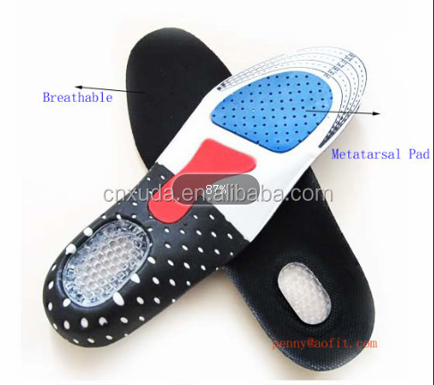 Foam Pads For Top Of Inside Shoe
