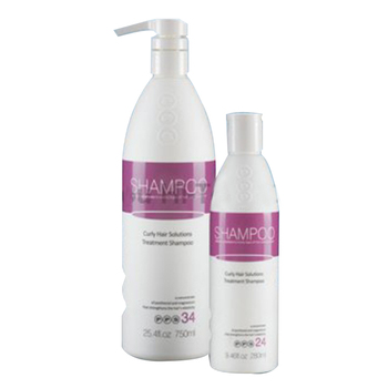 Curly hair/ Wavy hair professional care product Curly Hair Shampoo