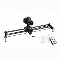 Kernel Carbon Fiber Electric Camera Slider 0.8m/2.6ft Motorized Timelapse Photography Slider
