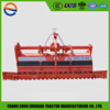 Farm machinery cultivator high quality rice chain drive rotary tiller