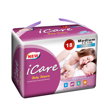 Factory Direct Discount AAA Qualified Fast Shipping Diaper Export Wholesale in China