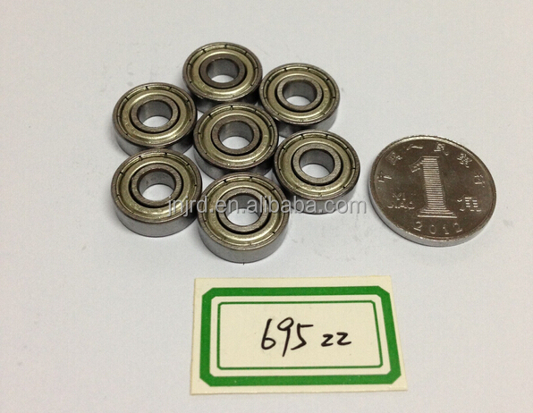 Injection molding machine accessories bearing 695 made in China