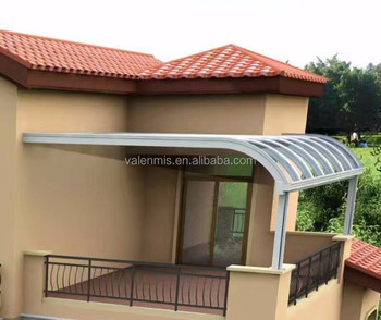 Garden Balcony Patio Awning Parts Garden Sun Shade Awning For Sale