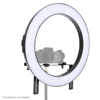 Adjustable Color Temperature Equipped with durable bracket Equipped FalconEyes DVR-160TVC professional LED ring light