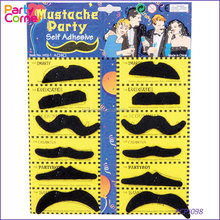 Stylish Costume Fake Mustache Assorted Packs