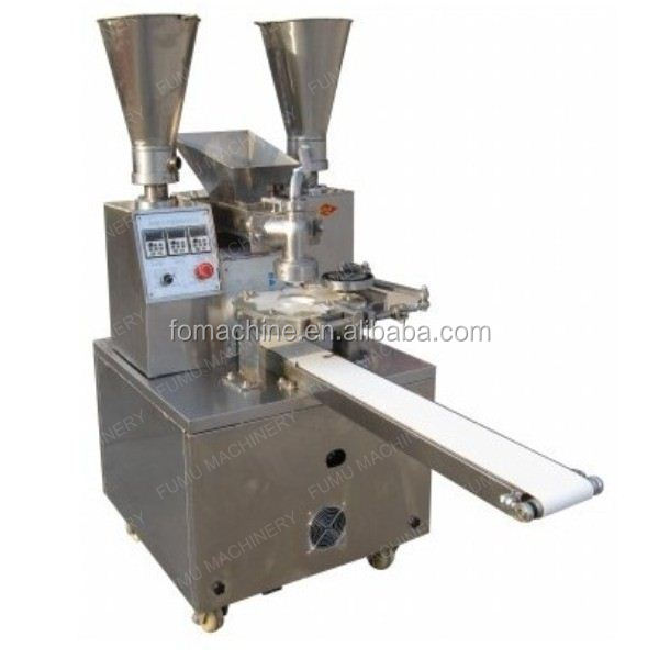 Popular low price high Capacity small dumpling machine