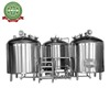 2000L most popular stainless steel beer equipment with CE certificate