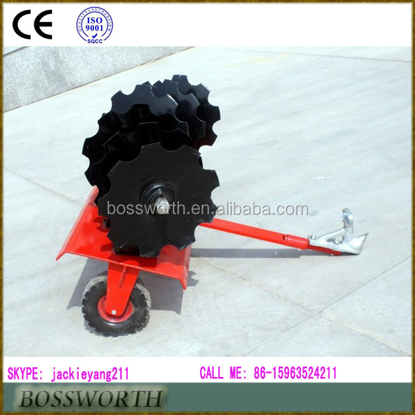 factory price atv disc harrow farming equipment