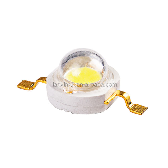 High Power Bridgelux Epistar Epileds 1W 3W  350mA 700mA Warm Cold  white  Led Chip