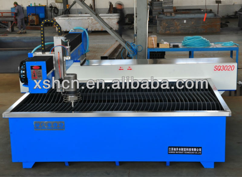 KMT Pump Waterjet Cutting Machine, 3000mm*2000mm