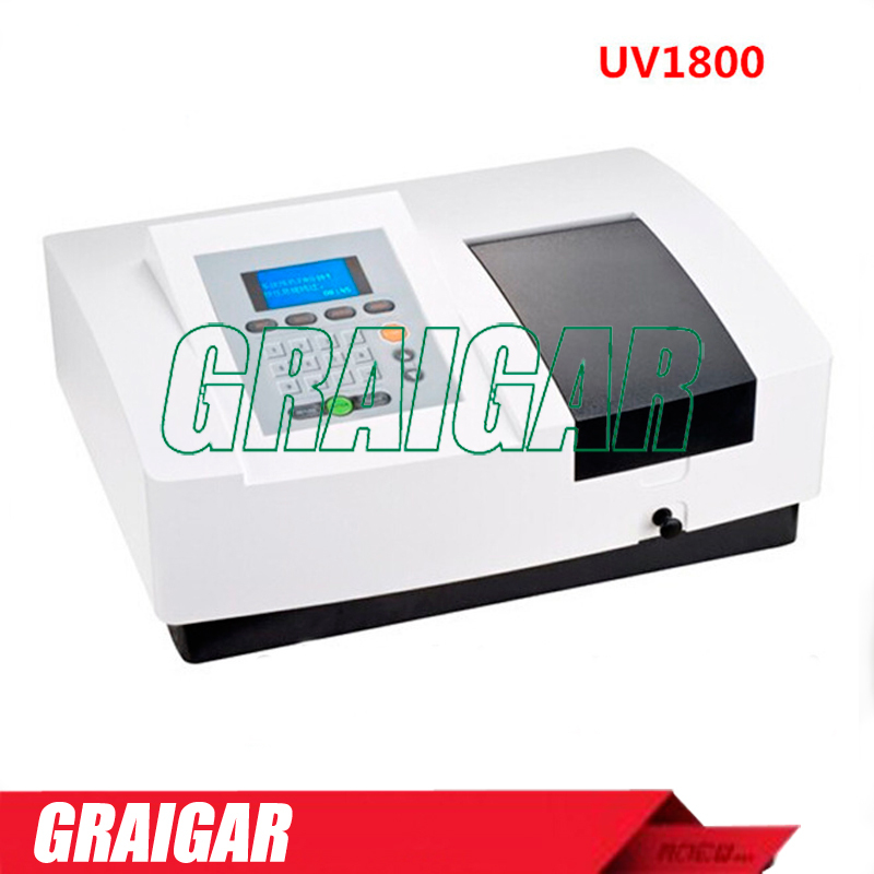High Accuracy UV-Vis Scanning Spectrophotometer UV1800 Medical Laboratory Instrument