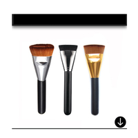 Beauty Makeup Tool Daily Use Flat Contour Brush