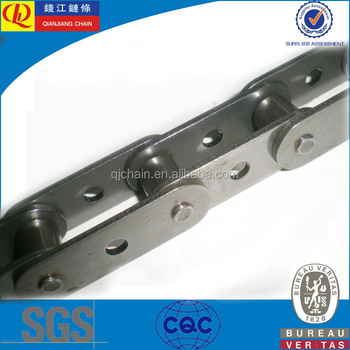 C2060 Double Pitch Conveyor Chain With Centre Hole Plates - Buy Conveyor  Chain,Wood Conveyor Chain,Used Conveyor Chain Product on Alibaba com