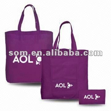 Foldable Nonwoven Advertisement Bags