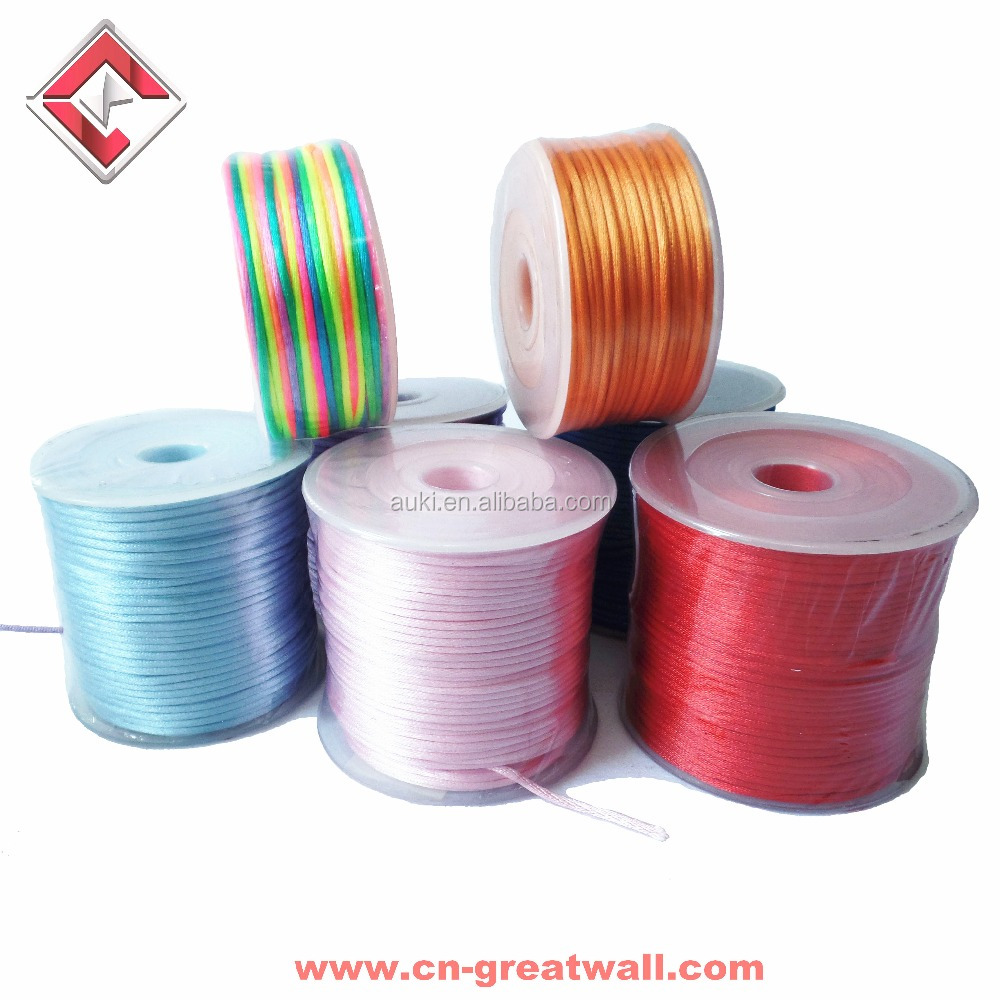 Chinese knot cord rattail cord decorative cords