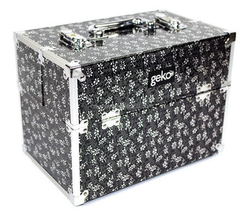 Large Vanity Case  Makeup Box 05f2d4d78385