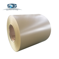 PPGI/PPGl Galvanized/Galvalume steel coil/sheet for iron construction material