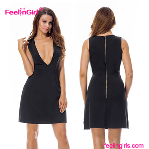 1ed33ee236d Wholesale Sexy Indian Short One Piece Girl Frock Dress