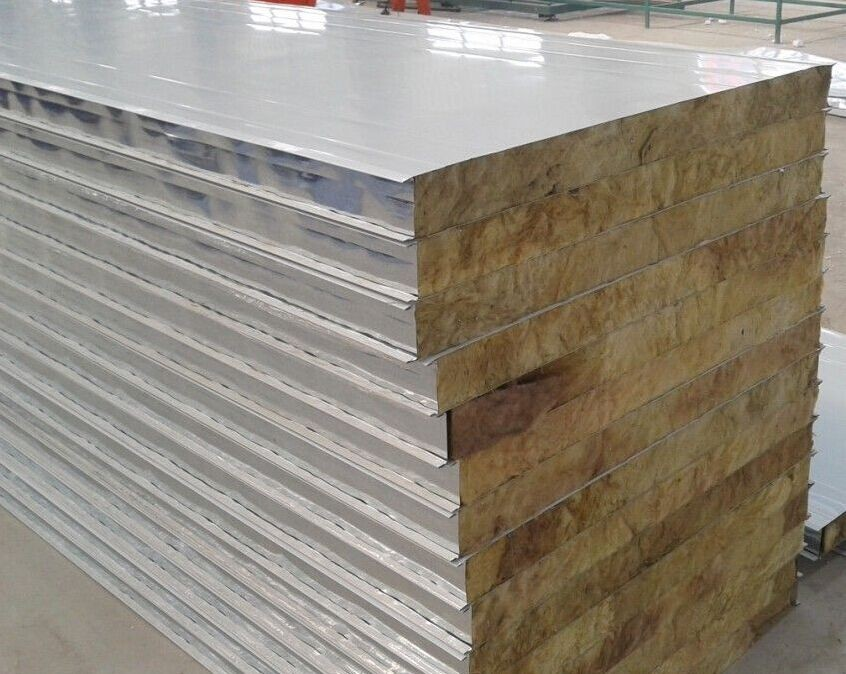 Eps Concrete Prefabricated Sandwich Panel Ready Made