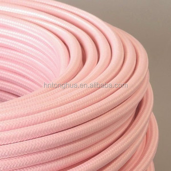 Electrical Wiring Vintage Lighting Cable Cord Decorative Light Wire Textil Product On Alibaba