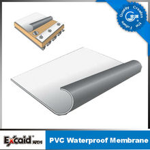 High quality PVC roof waterproofing products