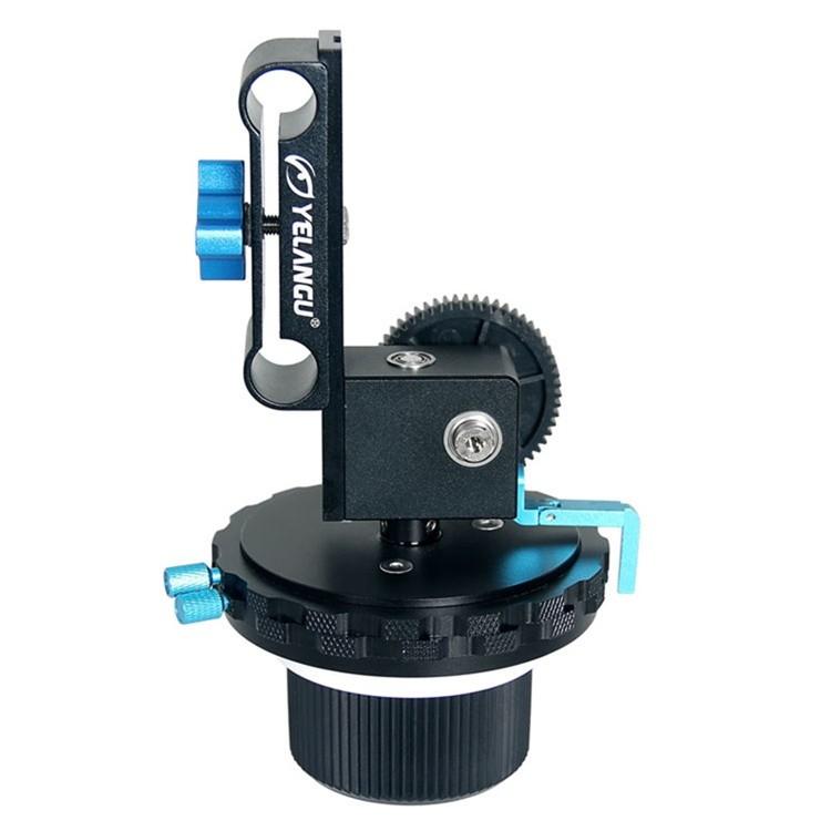 Professional Follow Focus F3 Quick Release Clamp Dslr Camera Follow Focus  For Nikon D810 D3300 D5300 D5200 D7200 D750 D3200 - Buy Professional Follow