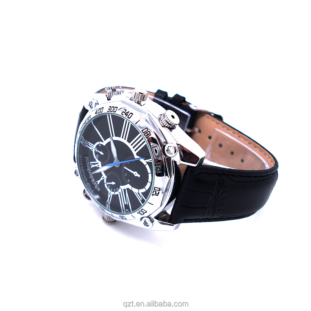 Newest H500a China Top Ten HD 720P Waterproof video watch camera