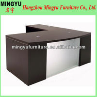 Durable modern fancy executive table office desk supply