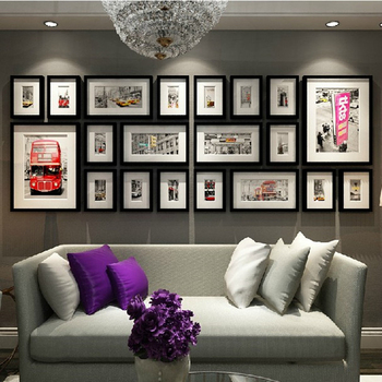 Home Decor - Photo Frame Sets / Wall Hanging Photo Frames / Collage ...